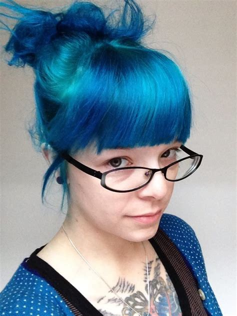 Manic Panic Lified Voodoo Blue Murah pin by on hair
