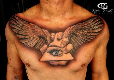 Los Angeles Wall Mural tatuaje tattoo tatuajes en valencia rafa granell rg