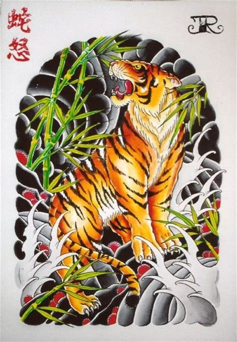 traditional tiger tattoo designs 53 japanese tiger tattoos and ideas