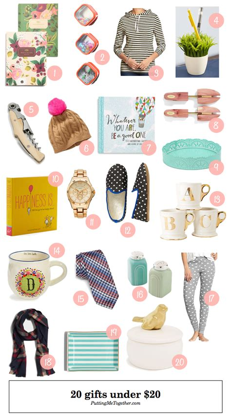 20 dollar gifts for christmas mom gift ideas 20 putting me together bloglovin