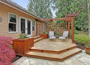 Decking Patio by Deck Ideas 18 Designs To Make Yours A Destination Bob Vila