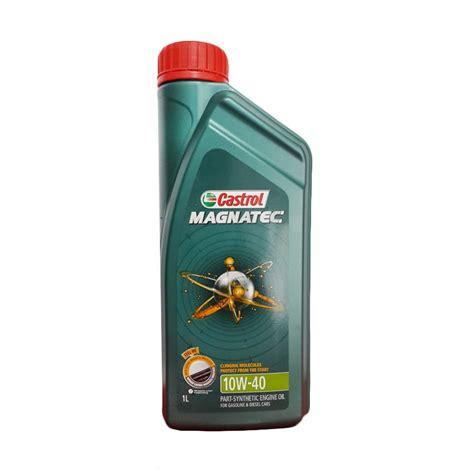 Castrol Magnatec Sae 10w 40 Api Sn Galon 4 Liter Original list harga castrol terbaru 2017 semua tipe lengkap daftarharga biz