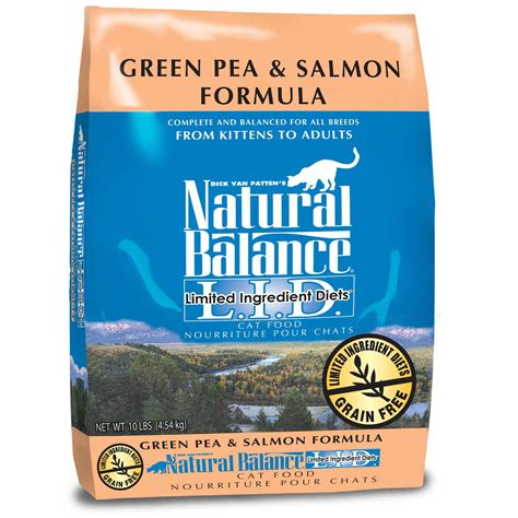 balance limited ingredient food balance limited ingredient diets green pea salmon formula cat food petco