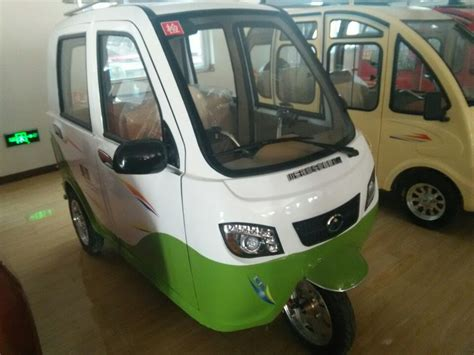 3 Wheel Electric Car India by 2016 Sale 3 Wheel Passenger Electric Car For Pakistan