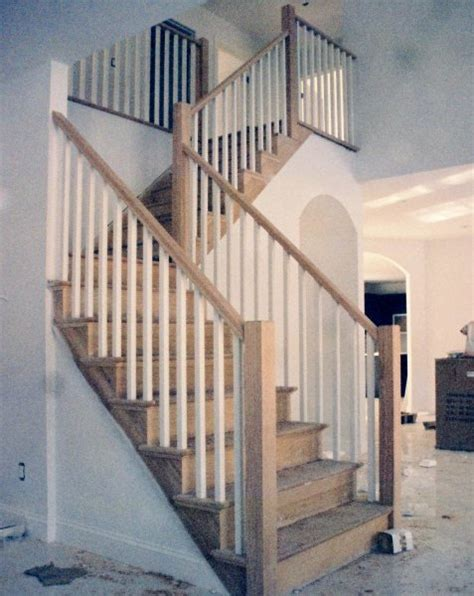 Wood Stair Spindles Wood Balusters Stair Rail Design
