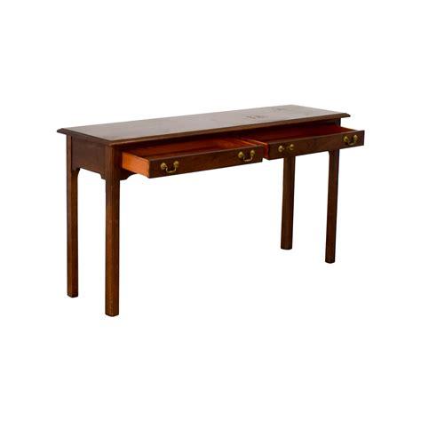 stickley sofa table stickley cherry sofa table centerfieldbar