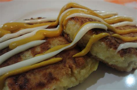 cara membuat pancake kentang resep makanan sehat untuk diet food court