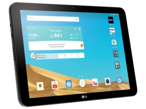 lg android tablet a software update makes at t s lg g pad x 10 1 the android tablet to support numbersync