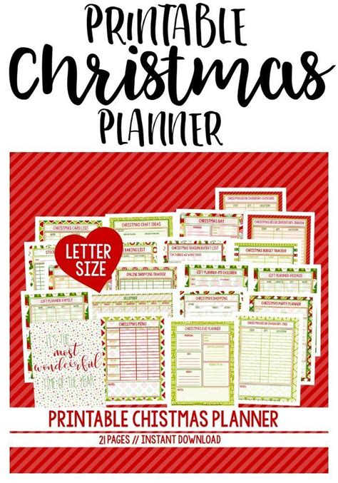 printable christmas planner pages 17 best images about printables on pinterest coloring