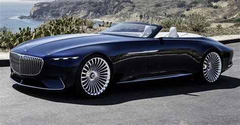 mercedes concept cars mercedes debuts concept with 30s flair