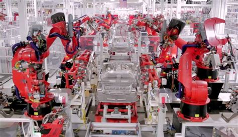 tesla where is it made how the tesla model s is made 28 images how its made