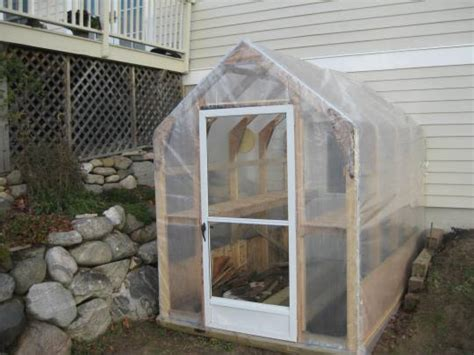 diy backyard greenhouse planters archives my gardens