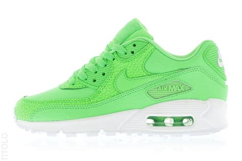 nike airmax 23 nike air max 90 og leather gs quot voltage green quot air 23