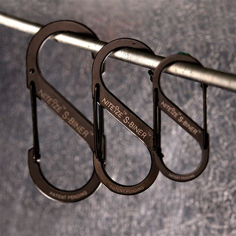 Metal S Biner Carabiner Metal Hook s biner stainless steel