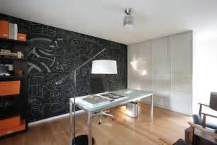 office paint chalkboard paint office wall decoist