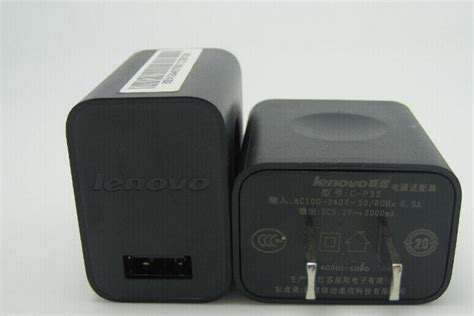 Charger Lenovo K910 flat 28 lenovo us pin charger adapter and cd 17 cable dealshut