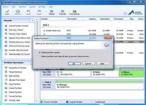 format hard disk permanently guidelines on how to partition a hard drive create