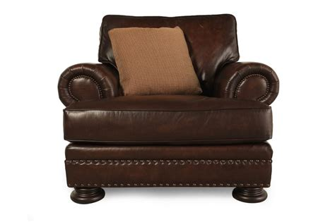 bernhardt foster leather sofa bernhardt foster leather chair mathis brothers furniture