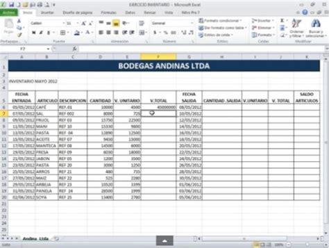formato de inventario hardware software slideshare modelo de inventarios slideshare modelo de inventarios