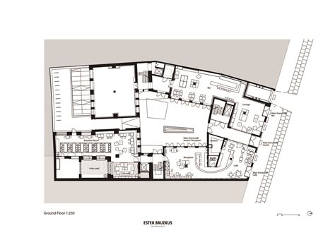 Wet Bar Floor Plans Generator Berlin Mitte Ester Bruzkus Designagency