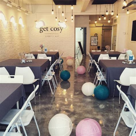 venues for venues for throwing bridal baby showers in klang