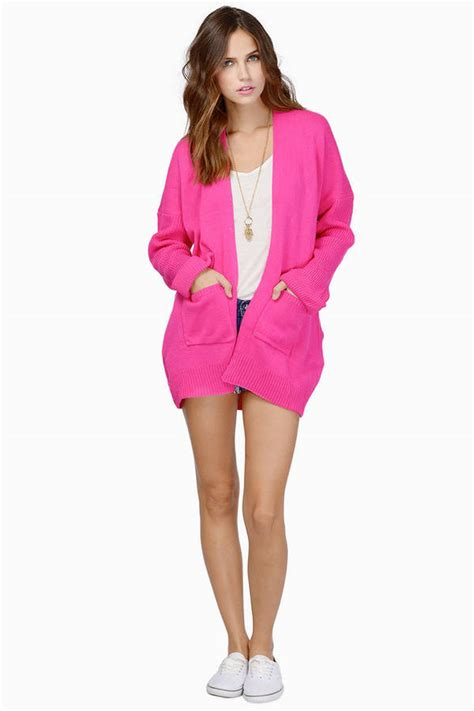 carissa knits cheap pink cardigan knitted cardigan 18 00