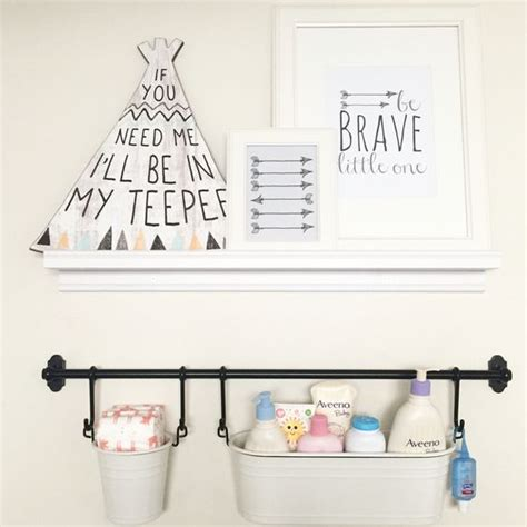 Changing Table Supplies Changing Station Diy Supplies And Changing Station On