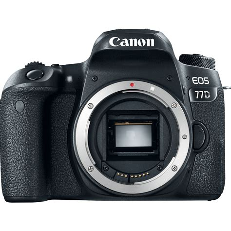 Promo Canon Eos 77d Only Kamera Dslr canon 77d eos dslr canon 77d 1892c001 b h