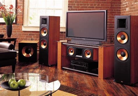 Home Theater Home Sound System Design