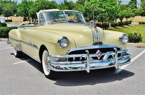 ford chieftain 1951 pontiac chieftain convertible for sale