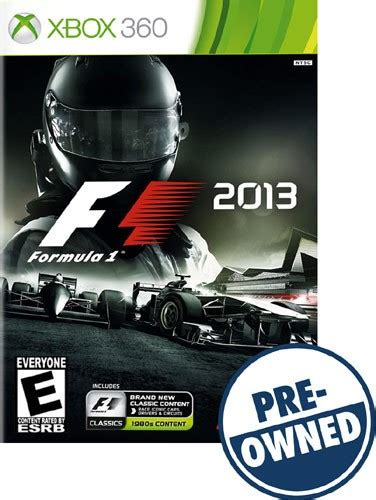best f1 xbox 360 f1 2013 pre owned xbox 360 best buy