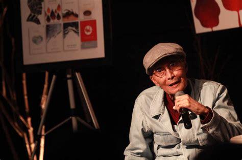 Sutradara Itu Menghapus Dialog Kita Sapardi Djoko Damono time is transient sapardi s poems are eternal jakarta globe