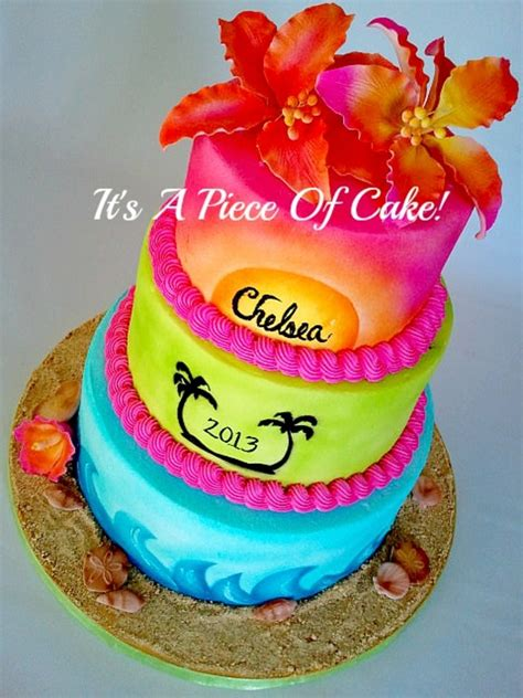 Kipling Hawai Motif Bk themed graduation cake cakecentral