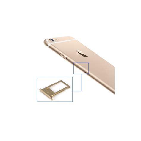 Tiroir Carte Sim by Remplacement Tiroir De Nano Sim Pour Iphone 6