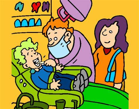 imagenes animadas de odontologia dibujos de dentistas para ni 241 os imagui