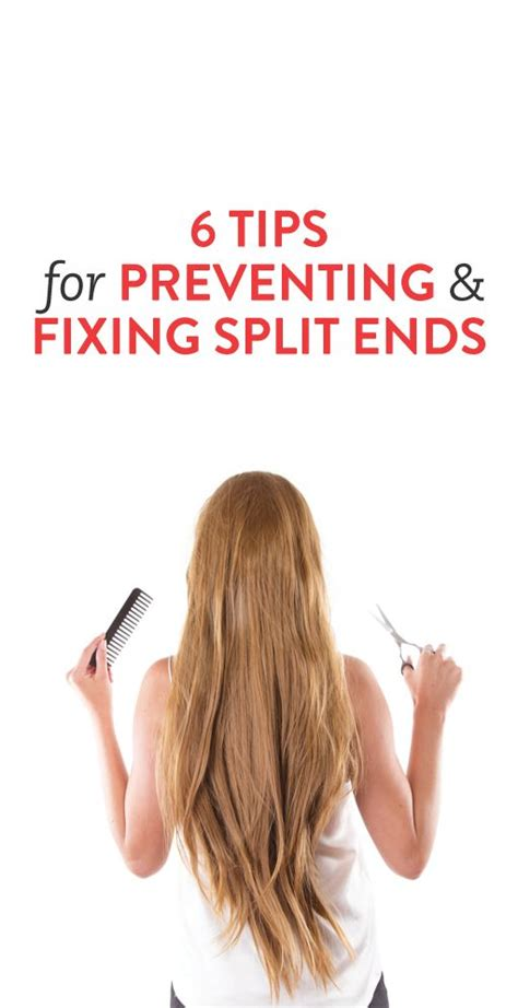 10 Ways To Treat And Prevent Split Hair Ends by Best 25 Split Ends Repair Ideas On Split Ends