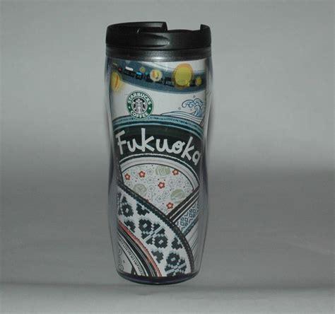 Tumbler Starbucks Fukuoka Japan fukuoka tumbler 187 starbucks collecting