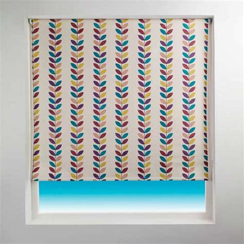 pattern roller window shades sunlover patterned thermal blackout roller blinds ebay