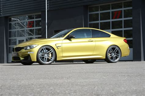 Bmw M4 Power by G Power Bmw M4 Packs 560 Horsepower