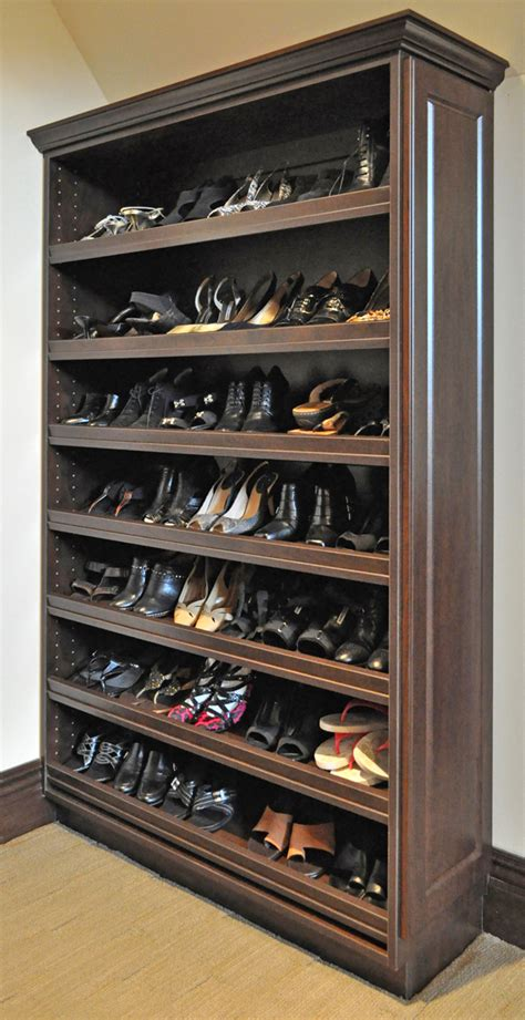 Shoe Shelf Closet by Closet Experts