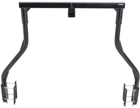 Cing Trailer Bike Rack by Stromberg Carlson Bike Bunk Trailer Mounted Bike Rack
