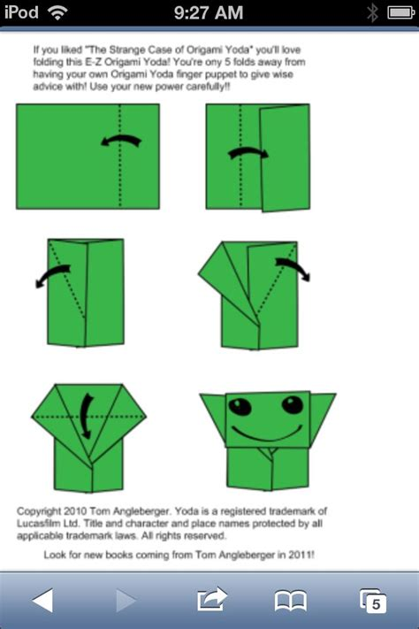 printable origami yoda paper how to fold an origami yoda origami instructions
