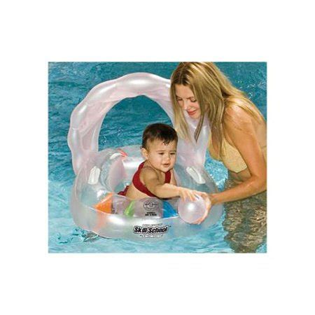 Confidence Oyster skill school swimming pool oyster baby seat promotes