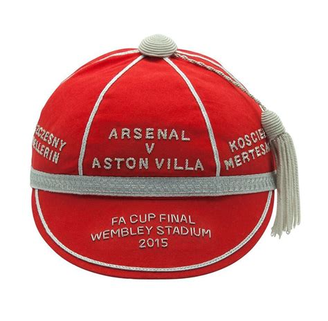 arsenal honours arsenal v aston villa 2015 fa cup commemorative honours