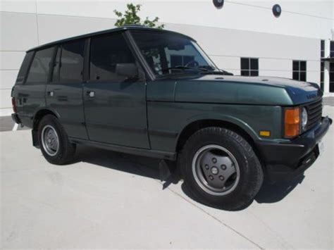 toyota land rover 1990 service manual 1990 land rover range rover how to install