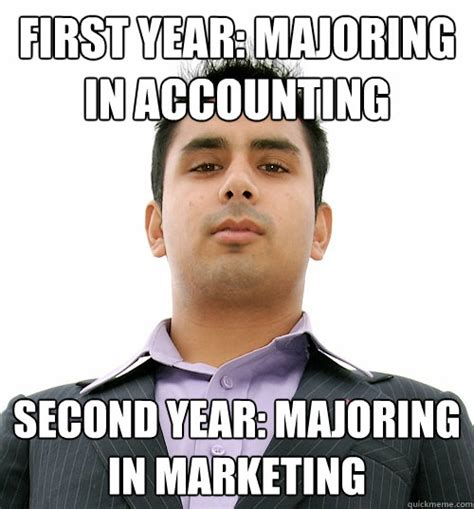 Funny Marketing Memes - business school student memes quickmeme
