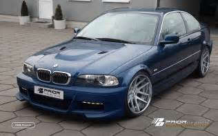 bmw 3 series e46 coupe aerodynamic kit pde46coupe