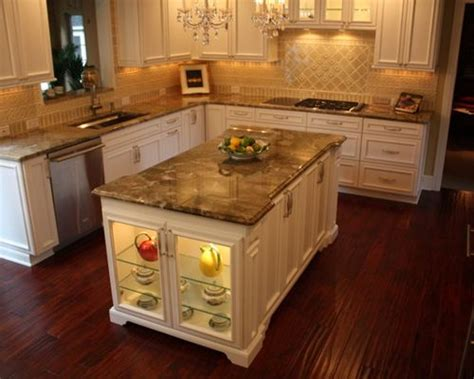 Houzz Kitchen Islands Custom Kitchen Island Houzz