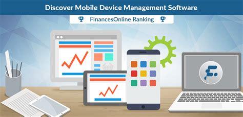 mobile management software 20 best mobile device management software in 2018