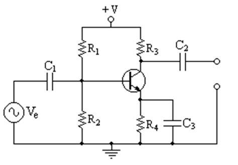 transistor bjt como lificador emisor comun electronica estado solido algunas aplicaciones trasistor bipolar